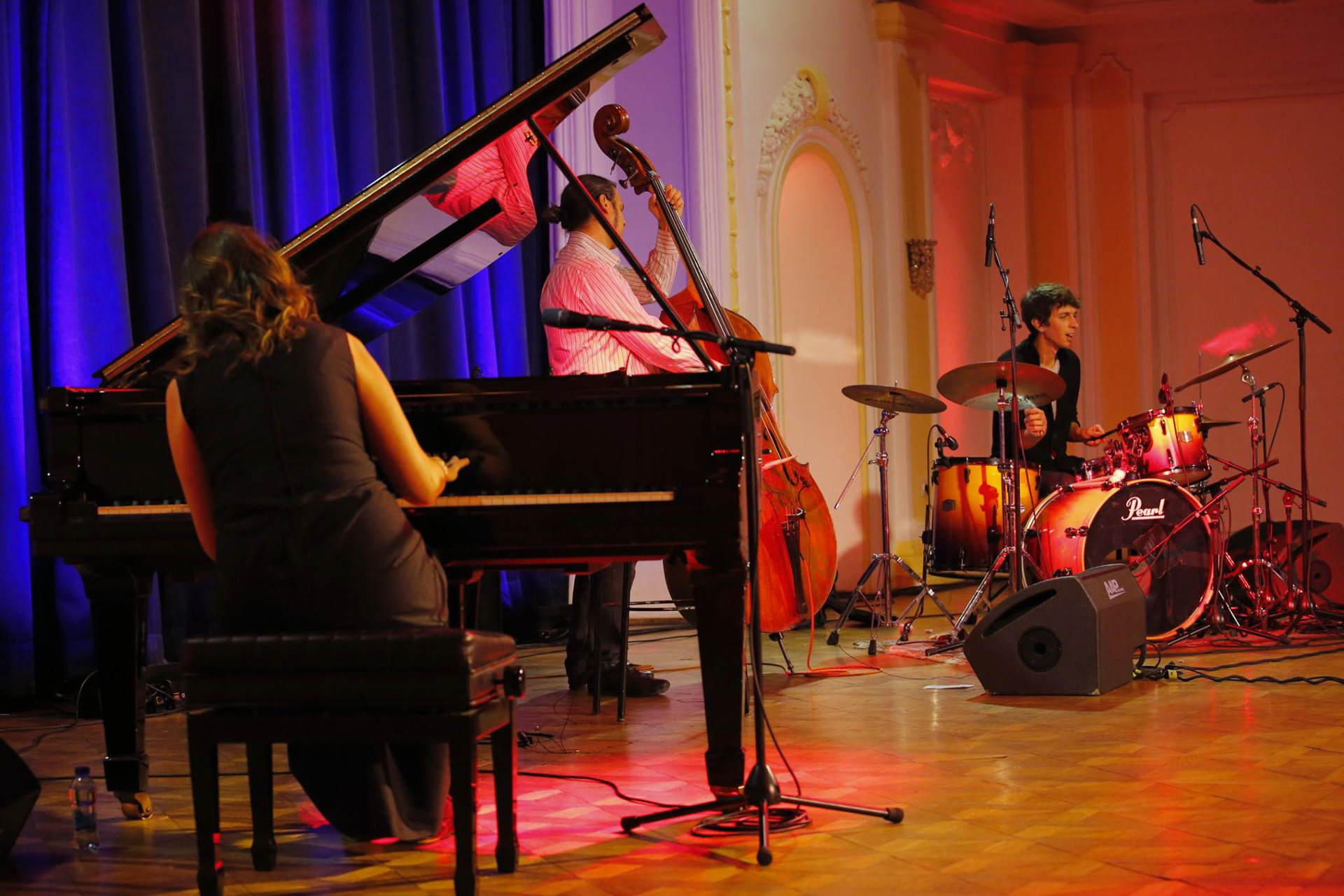 Intime jazz festival, Banski dvor, Banja Luka 2018.