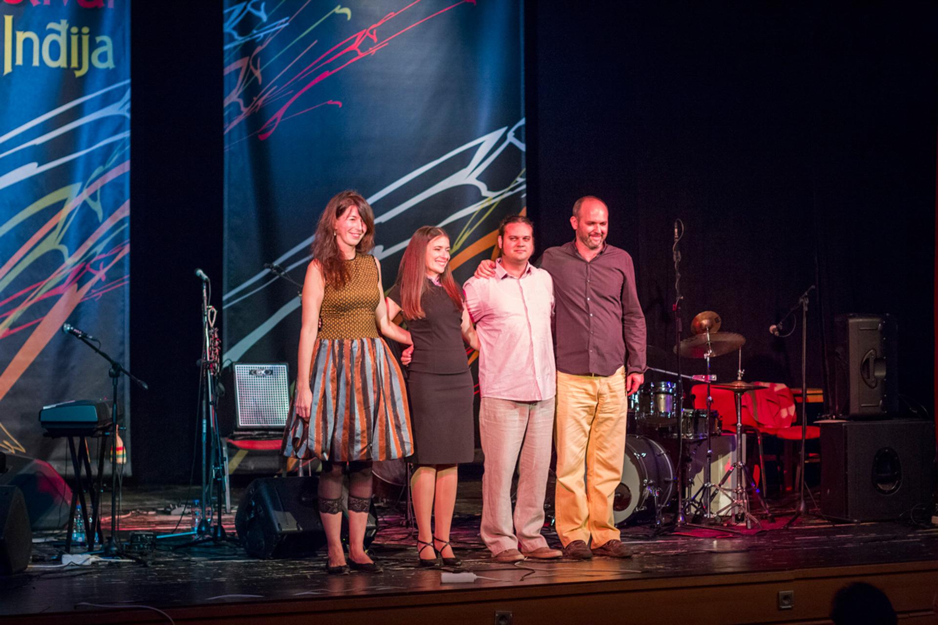Jazz festival Inđija 2013.