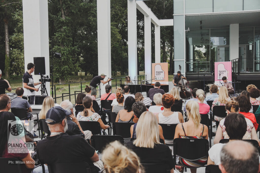 Piano City Novi Sad festival 2019.