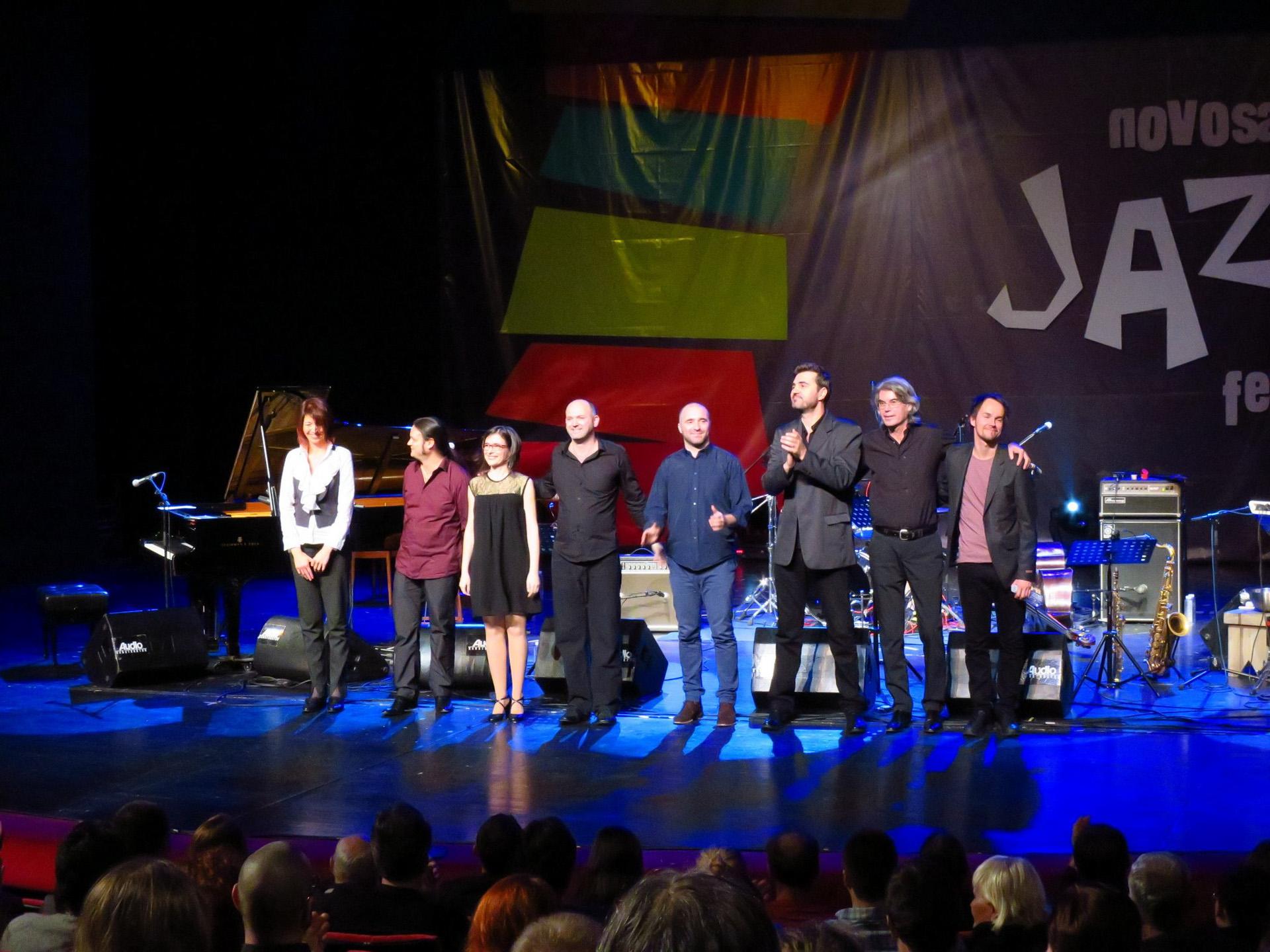 Novosadski jazz festival, 2014.