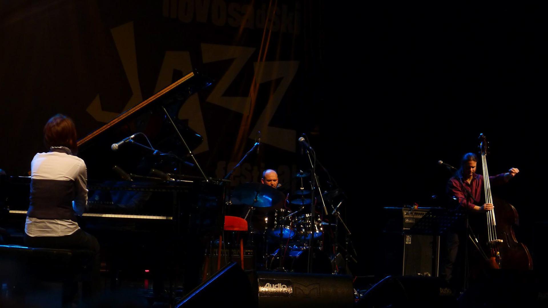 Novosadski jazz festival, 2014., photo Manja Holodkov